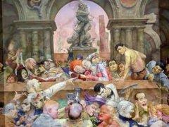 The Erotic Art of Paul Cadmus