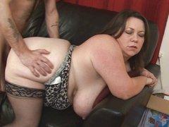 Big Tits Mature Roxy J Gets Fucked