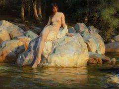 The Erotic Art of Herbert James Draper 2