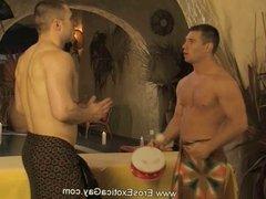 Gay Anal Massage
