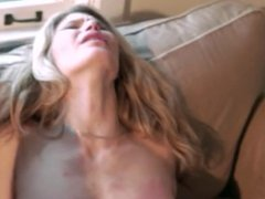 Two beautiful Milfs fuck each other