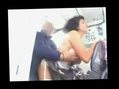 French MILF Sex On A Boat