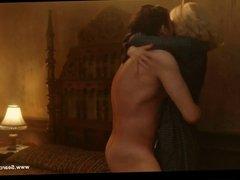 Nicole Kidman nude compilation - HD