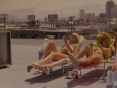 Laura Prepon topless in Lay the Favorite