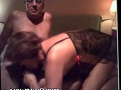 Mature couple doing it live on cam