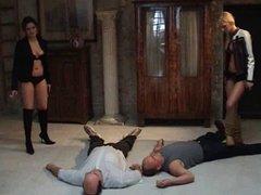 Femdom German Mistresses