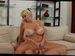 Brittany O'Neil - Sexy Busty Milf