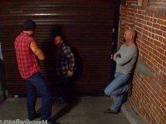 Garage bears fuck co-worker