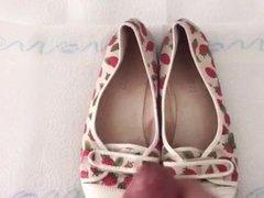 Cum on Shoes of turkish teen ballerinas flats
