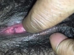 Wife breeding , pussy doing all the talking