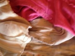 Tribute on wife's dirty panties  3rd October 15
