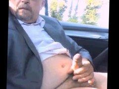 branle dans voiture