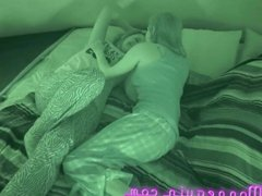 Two Big Titted Amateur Lesbians Finger Fuck To Orgasm