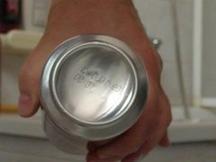 a can of beer