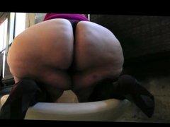 BBW ass pro bowl booty girls
