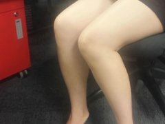 Bare Candid Legs - BCL#142