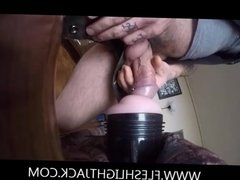 Thick Cock Fucking Fleshlight