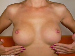 Amazing Lynna Nilsson breast exam exclusively for xhamster.com
