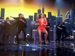 Incredible Hot Dutch Celeb doing Beyonce
