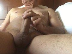 Masturbating in the morning