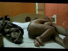 Desi Indian Old Couples Nude at Hotel Fucking