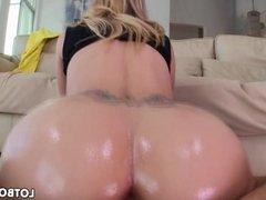 Lewd phat ass blonde Jessa Rhodes
