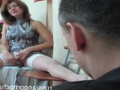 RUSSIAN MATURE BRIDGET 31