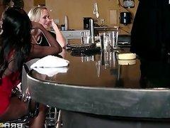 Diamond Jackson get anal sex