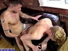 Latino gay couple homemade sex tape Dan
