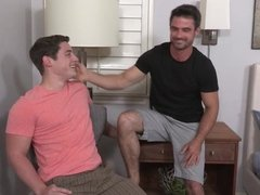 Gay Hottie Daniel bareback with Forrest