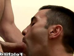 Horny Two Gays Fuck and Felching