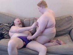 Fat couple making out bbw bhm b 1fuckdatecom