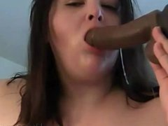 MILF chubby Chelsea with hairy fat vagina