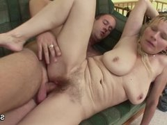 Step-Son Seduce His Step-Mother to Fuck