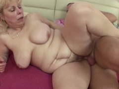 Mother Caught Step-Son naked and Fuck