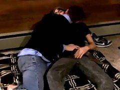 Young teens gay emo sex Benji Elliot Gets