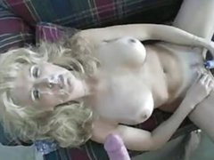 Sex toy and big dick for blonde 1fuckdatecom