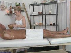 Massage Room w Sofia And Fernando
