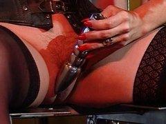 Passionate fetish session