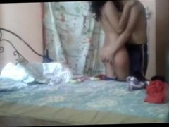 Desi College Couples Nude at Home Doing Hot F