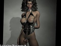 3D Trannies and Futanari Babes!