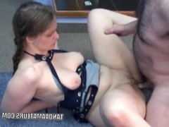 Natasha is getting fucked by a stranger