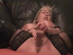 Mature Blonde Big Tits Squirt Multiple Times