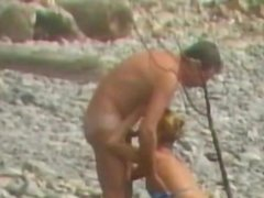 Voyeur on public beach 1fuckdatecom