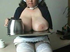Bbw maid with big tits2 1fuckdatecom