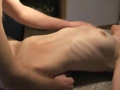 1fuckdatecom Blonde milf fucked on kitchen t