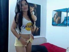 Cute latina webcam 4 1fuckdatecom