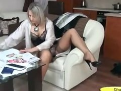 Milf ala in lingerie and high h 1fuckdatecom