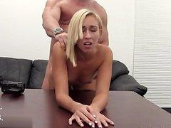 Pornstar anal gangbang