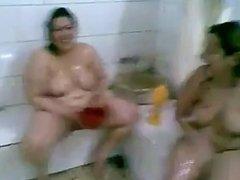 Big tits arab womens enjoying t 1fuckdatecom